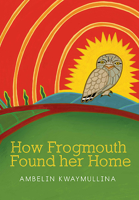How Frogmouth Found Her Home
